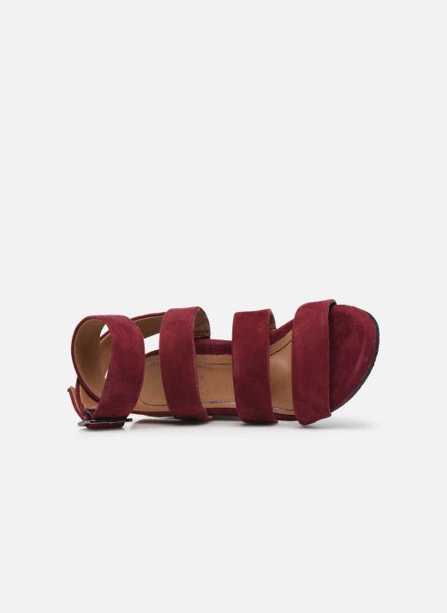 Sandali e scarpe aperte Vionic Blaire C Bordò immagine sinistra