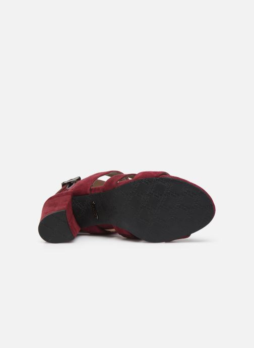 Sandali e scarpe aperte Vionic Blaire C Bordò immagine dall'alto