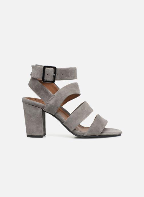 Sandales et nu-pieds Vionic Blaire C Noir vue derrière