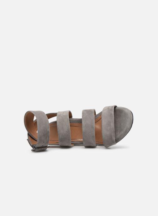 Sandales et nu-pieds Vionic Blaire C Noir vue gauche