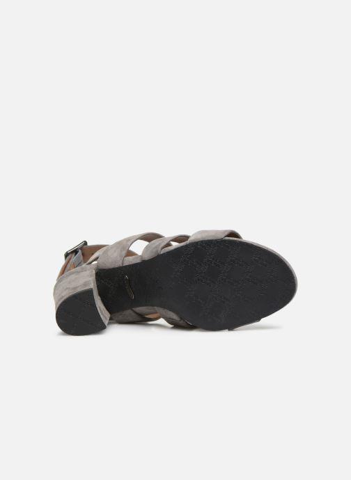 Sandales et nu-pieds Vionic Blaire C Noir vue haut