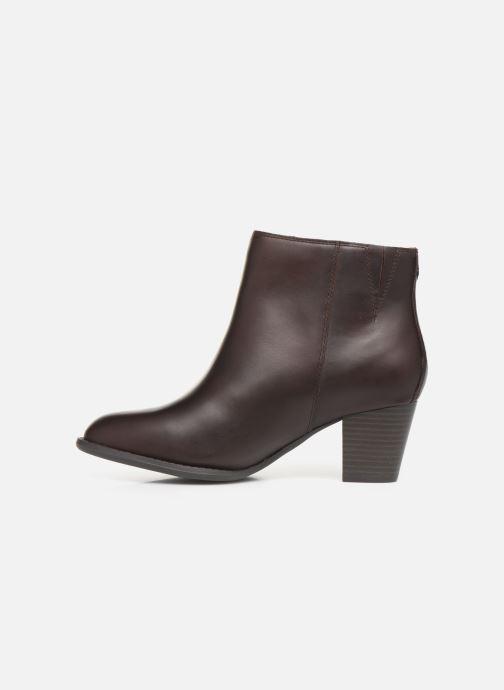 Bottines et boots Vionic Madeline C Marron vue face