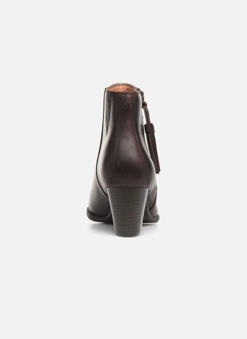 Bottines et boots Vionic Madeline C Marron vue droite