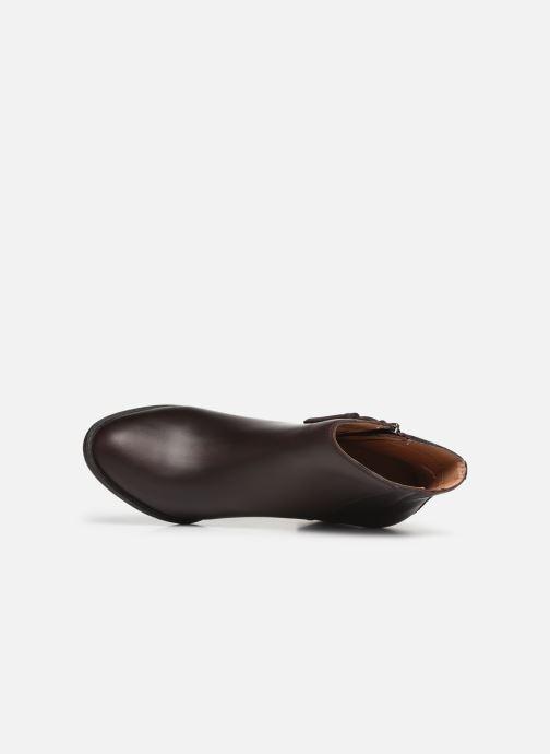 Bottines et boots Vionic Madeline C Marron vue gauche
