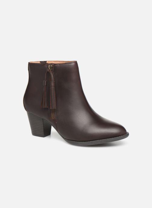 Bottines et boots Vionic Madeline C Marron vue détail/paire