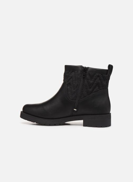Bottines et boots Vionic Maple C Noir vue face