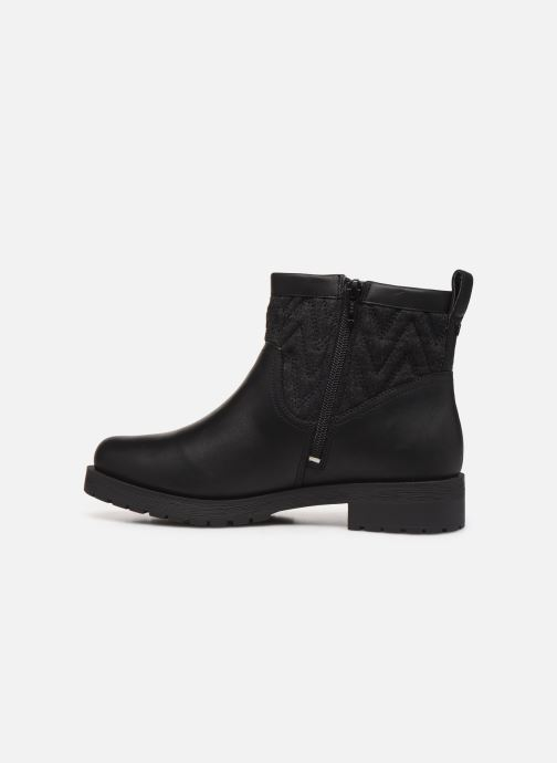Ankle boots Vionic Maple C Black front view