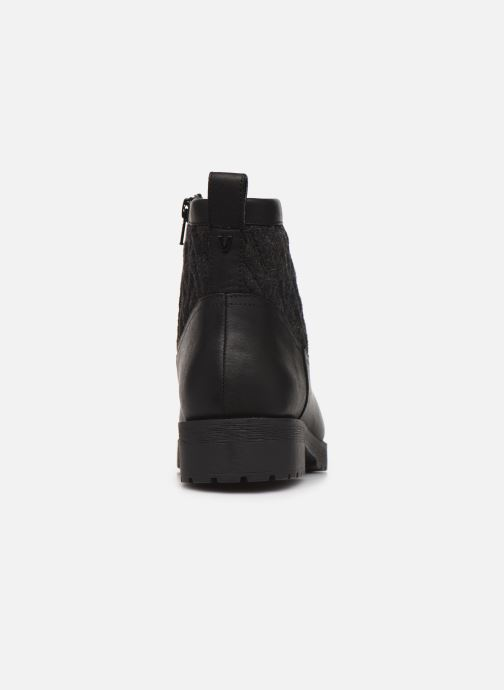 Ankle boots Vionic Maple C Black view from the right