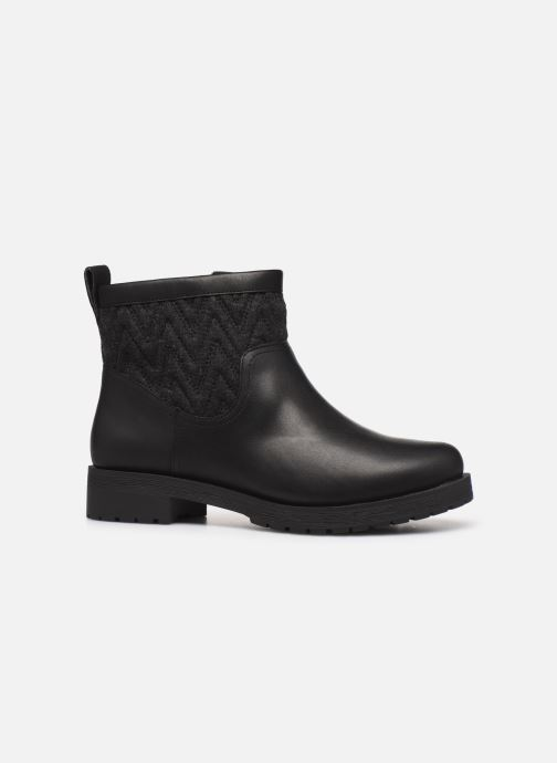 Ankle boots Vionic Maple C Black back view