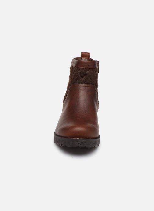 Ankle boots Vionic Maple C Brown model view