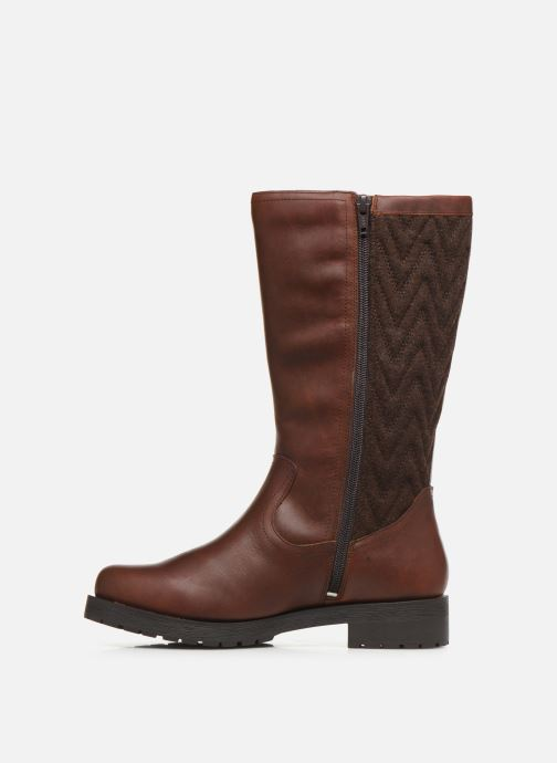 Boots & wellies Vionic Aurora C Brown front view