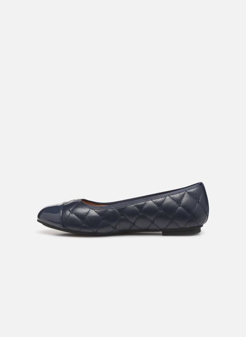 Ballerines Vionic Desiree C Bleu vue face