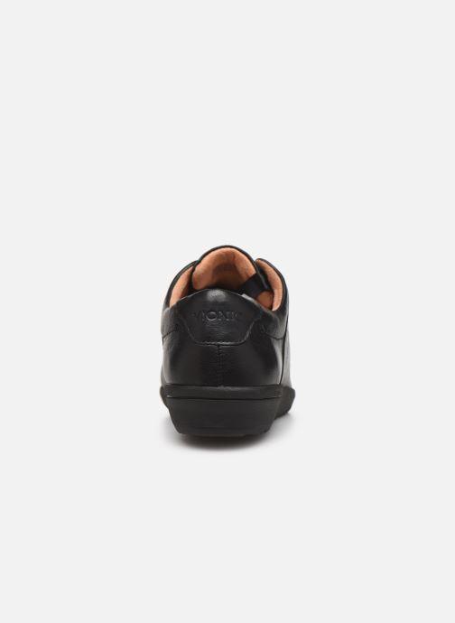 Sneakers Vionic Lindsey C Zwart rechts
