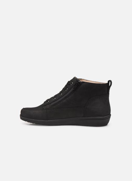 Sneakers Vionic Shawna C Zwart voorkant