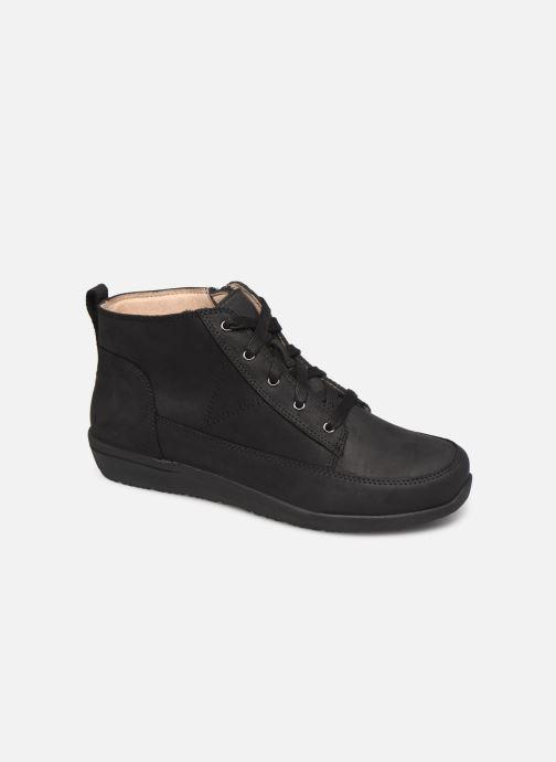 Sneakers Vionic Shawna C Zwart detail