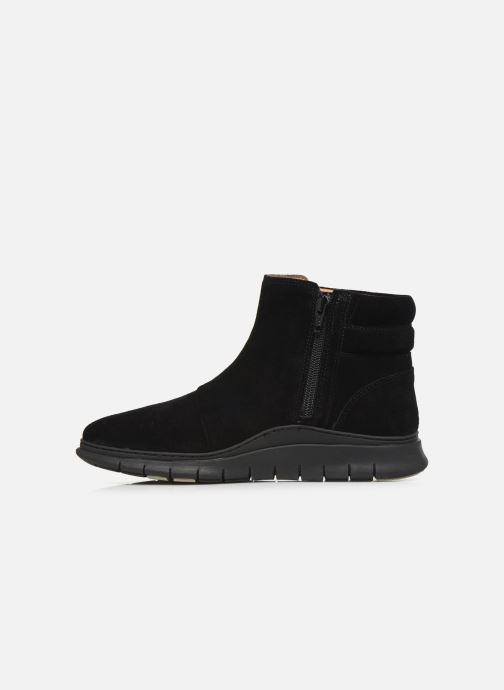 Ankle boots Vionic Arya C Black front view