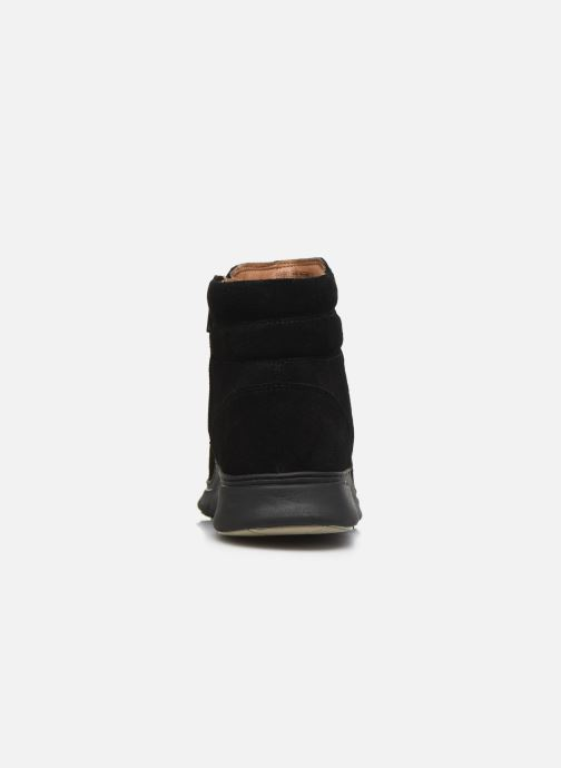 Ankle boots Vionic Arya C Black view from the right