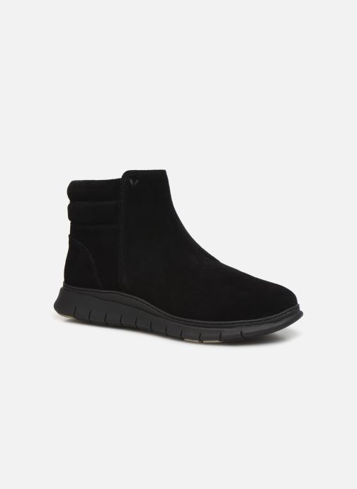Ankle boots Vionic Arya C Black detailed view/ Pair view