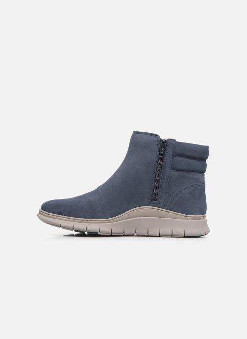 Bottines et boots Vionic Arya C Bleu vue face