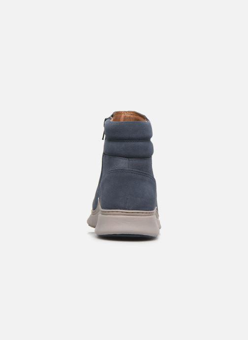 Bottines et boots Vionic Arya C Bleu vue droite