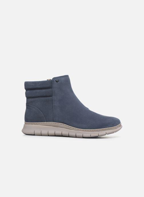 Bottines et boots Vionic Arya C Bleu vue derrière