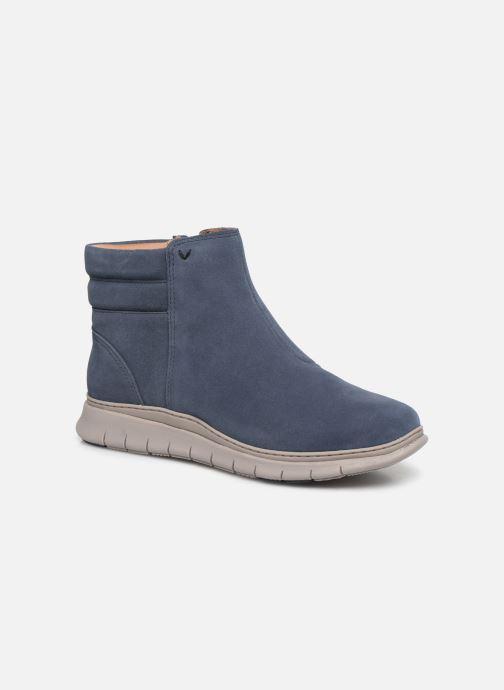 Bottines et boots Vionic Arya C Bleu vue détail/paire