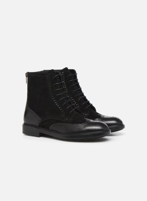 Bottines et boots Fratelli Rossetti Campus Boot Noir vue 3/4
