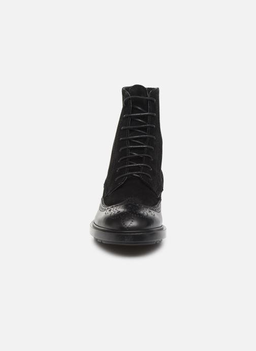 Bottines et boots Fratelli Rossetti Campus Boot Noir vue portées chaussures