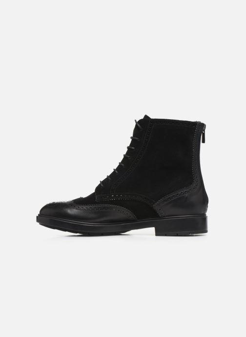 Bottines et boots Fratelli Rossetti Campus Boot Noir vue face