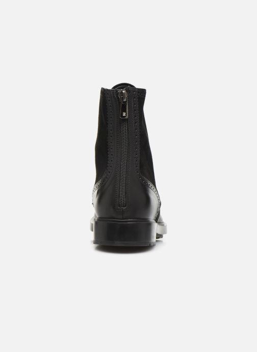 Bottines et boots Fratelli Rossetti Campus Boot Noir vue droite