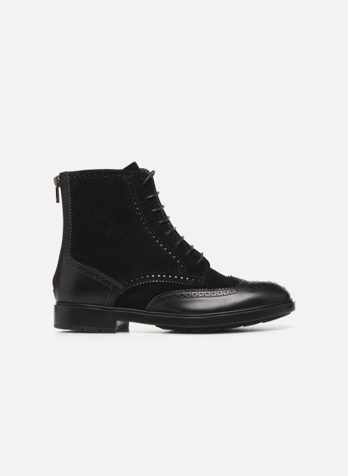 Bottines et boots Fratelli Rossetti Campus Boot Noir vue derrière
