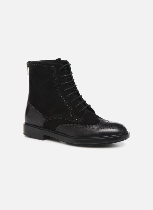 Bottines et boots Fratelli Rossetti Campus Boot Noir vue détail/paire