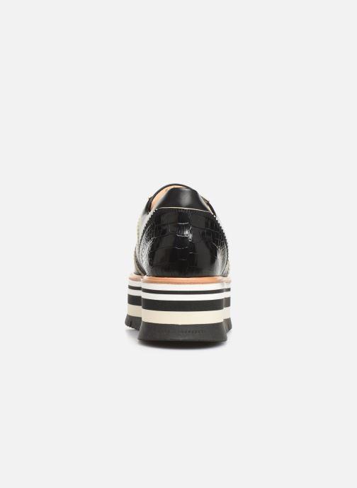 Baskets Fratelli Rossetti Spice Noir vue droite