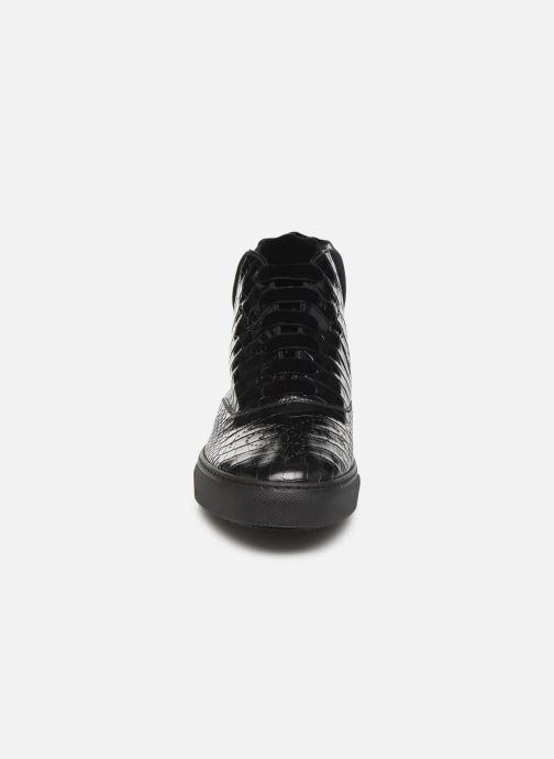 Sneakers Fratelli Rossetti Hobo High Sneaker Zwart model
