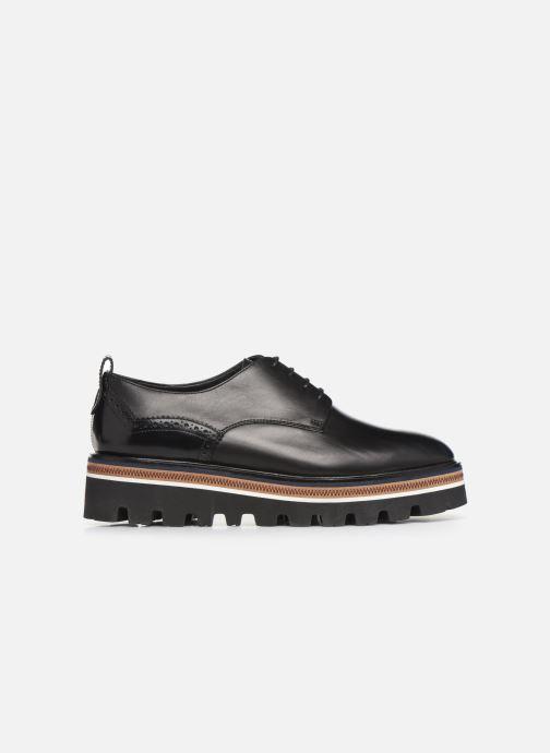Chaussures à lacets Fratelli Rossetti Zigo Derby Noir vue derrière