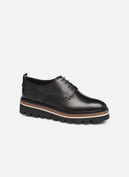 Zapatos con cordones Fratelli Rossetti Zigo Derby Negro vista de detalle / par