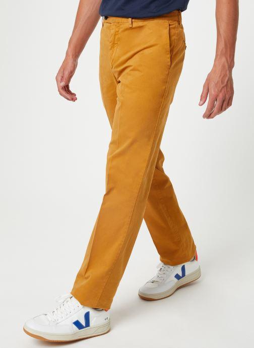 Vêtements Hackett London CORE SANDERSON Jaune vue détail/paire