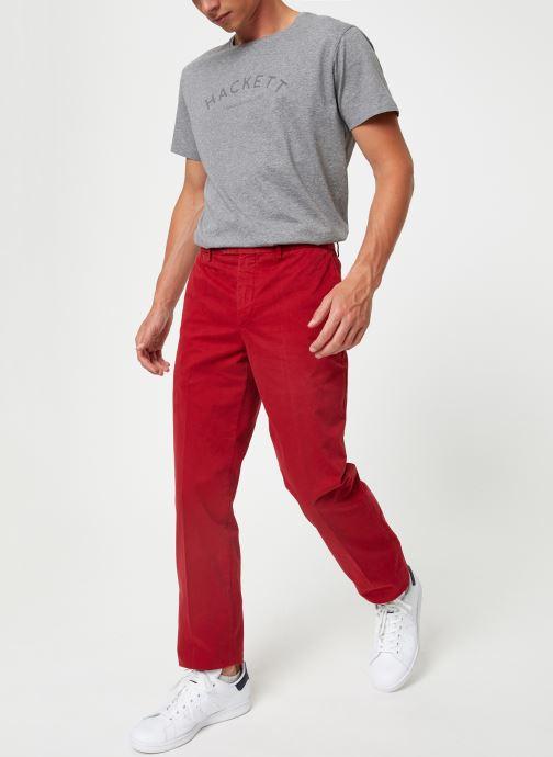 Tøj Hackett London CORE SANDERSON Rød se forneden