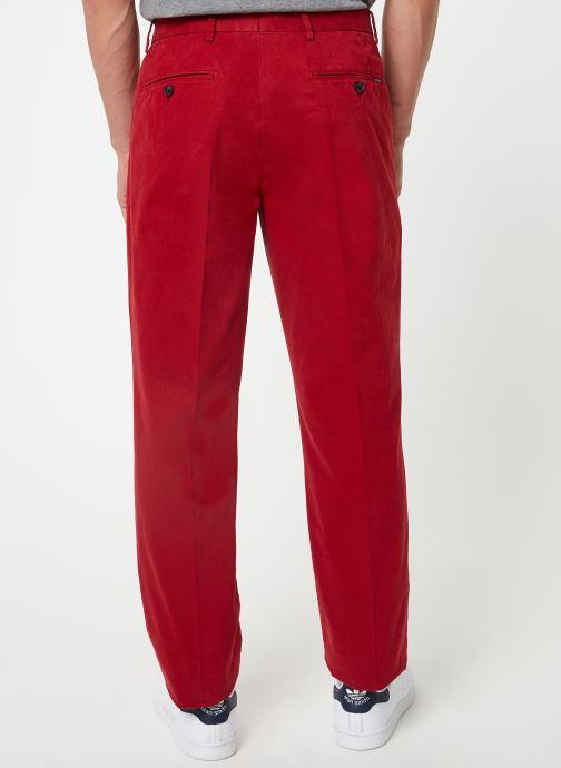 Tøj Hackett London CORE SANDERSON Rød se skoene på