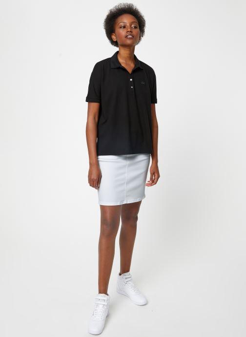 Vêtements Lacoste PF0103-00 Noir vue bas / vue portée sac