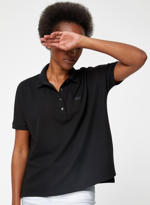 Vêtements Lacoste PF0103-00 Noir vue droite
