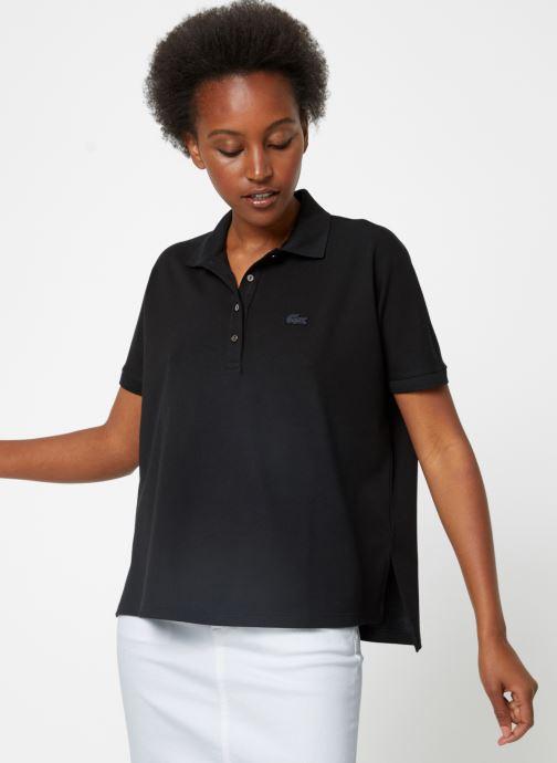 Vêtements Lacoste PF0103-00 Noir vue détail/paire