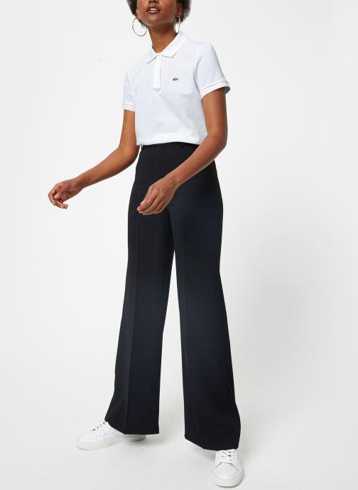 Vêtements Lacoste Polo PF7839-00 Blanc vue bas / vue portée sac
