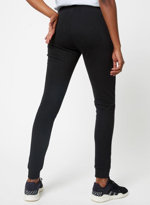 Vêtements Lacoste Pantalon XF3168-00 Noir vue portées chaussures