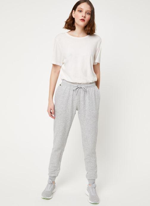 Kleding Lacoste Pantalon XF3168-00 Grijs onder