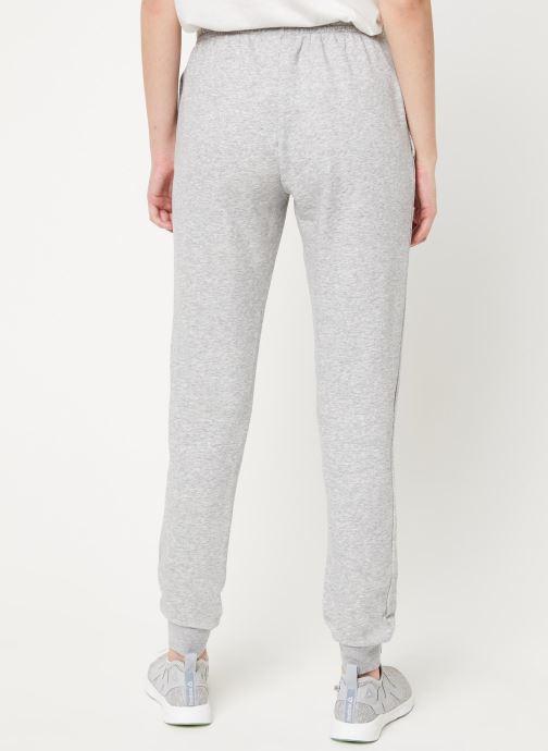 Vêtements Lacoste Pantalon XF3168-00 Gris vue portées chaussures