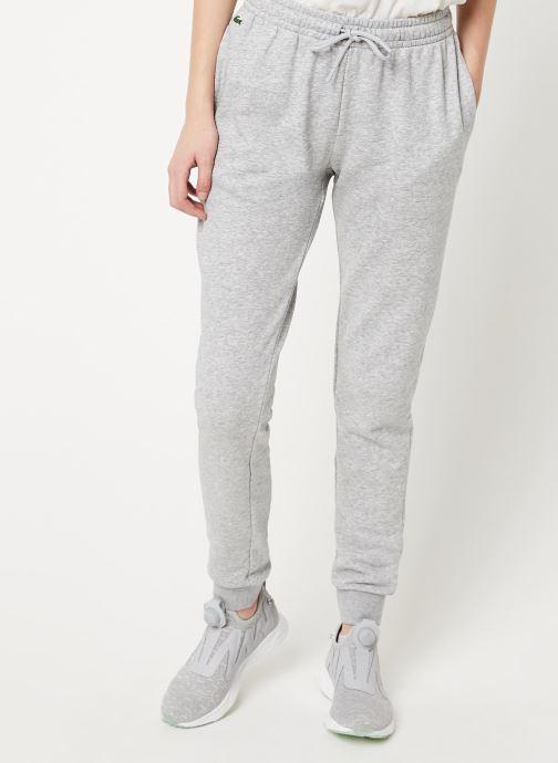 Vêtements Lacoste Pantalon XF3168-00 Gris vue détail/paire