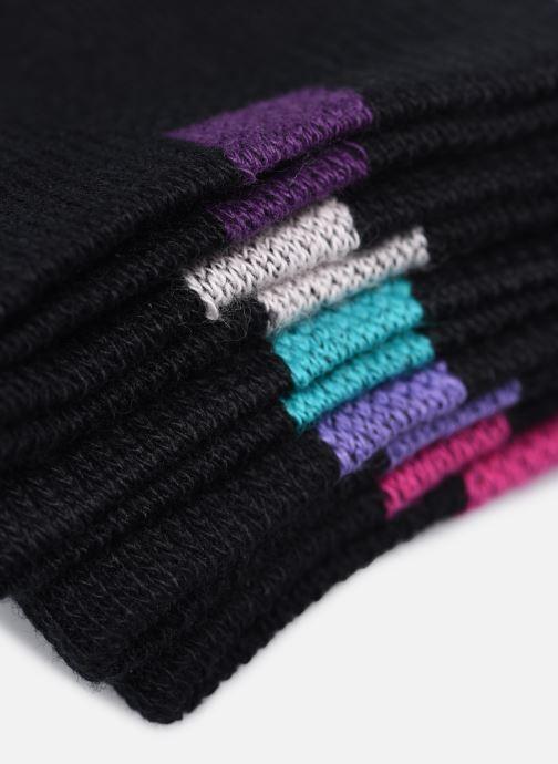 Chaussettes et collants Dim Chaussettes ECODIM W Lot de 5 Noir vue face