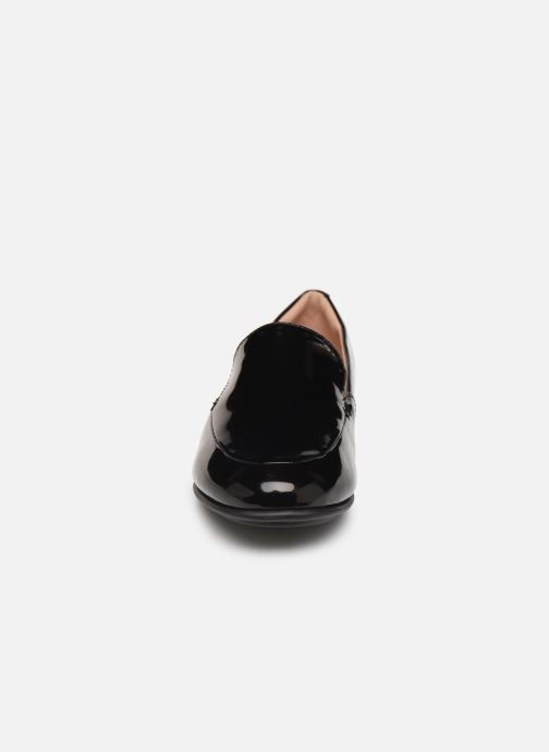 Loafers FitFlop Lena C Black model view