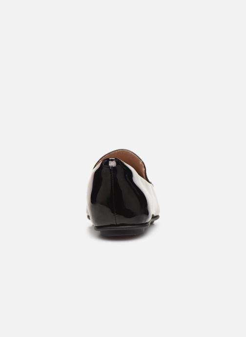 Loafers FitFlop Lena C Black view from the right